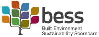 Built Environment Sustainability Scorecard logo